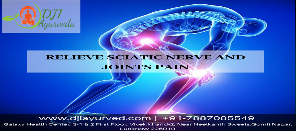 Sciatica Pain Treatment in Lucknow